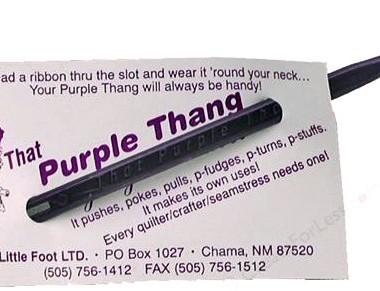 Purple-Thang