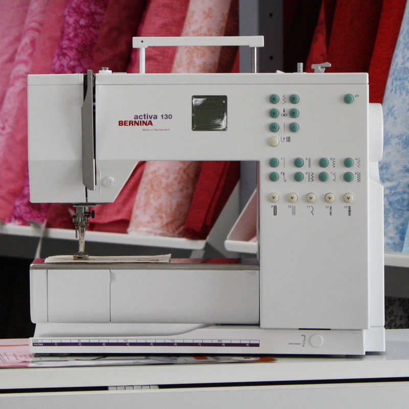 Bernina Activa 40 Sewing Quilting Machine Shepparton Sewing Centre Magnificent Bernina Activa 130 Sewing Machine
