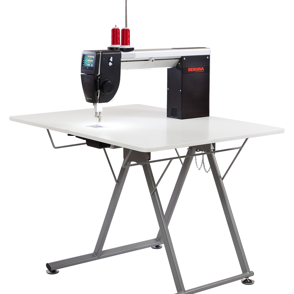 - Bernina Q20 Longarm With Foldable Table - Shepparton Sewing Centre