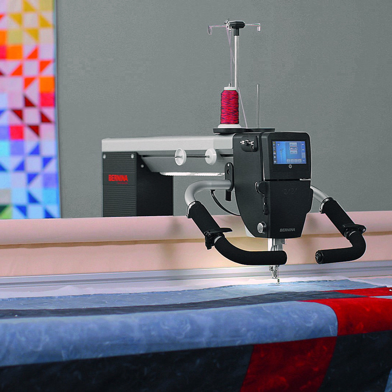 Bernina Q24 Long Arm Quilting Machine With Classic Frame